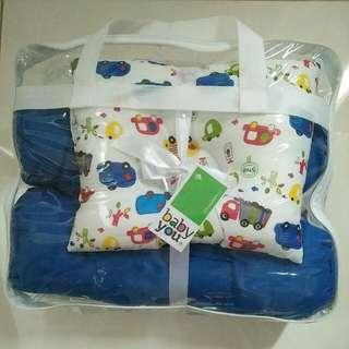 Pillow & Bolster set