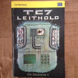 The Calculus 7 (TC7) By Leithold
