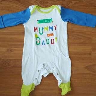 Jumpsuit Mothercare / Jumper / Baju Tidur