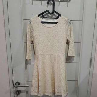 Lace Dress Brand Lokal