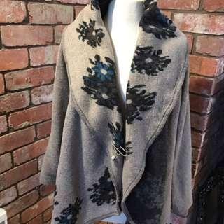 Woollen size 12 Jacket