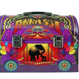 Anna Sui 安娜蘇 繽紛馬戲團寶盒 鐵盒