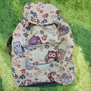 Owl Backpack #FEBP55