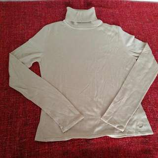TurtleNeck Long Sleeves Knit Faconnable