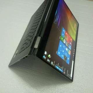 99%NEW Lenovo YOGA 710-15 i5-7200U/8G/256G SSD Touch Screen