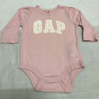 Preloved babyGap Romper (3-6month)