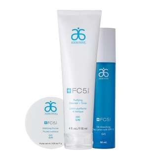 Arbonne - Complexion Perfecting Set *Vegan* (RRP $133