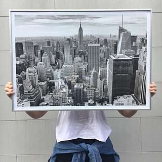 New York Art Print - 50x70cm