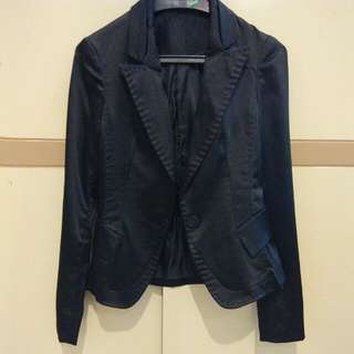 Korean Blazer Sz Small