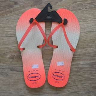 [All New] Havaianas Flat Sunset 哈瓦仕 2017新款 細鞋帶系列 直購價