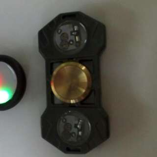 FIDGET SPINNER METAL (LED)