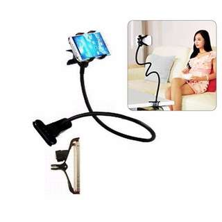360° Flexible Universal Mobile Phone Holder with Adjustable Stand - Suitable for All Type of Phone