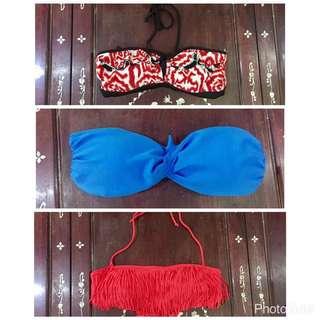 Bikini Tops 3 for 500