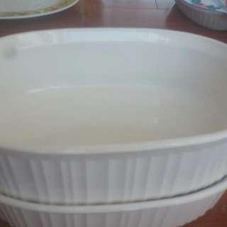2 Backing Dish