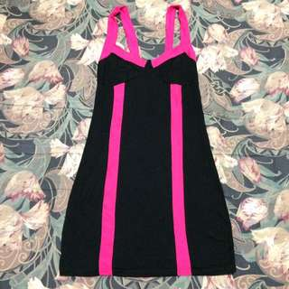 Black&Pink Dress