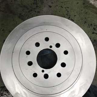 Subaru Wrx Rear Brake Rotor For STI Caliper