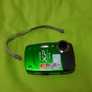 Fujifilm XP 5 X Wide Optical Zoom Waterproof With GPS Function