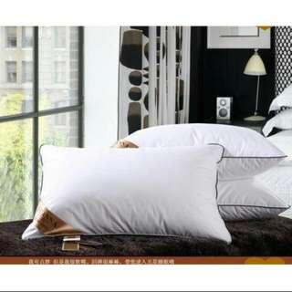 可水洗飯店羽絨枕
