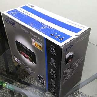 EPSON Wifi雲端印表機XP-245(全新品)