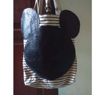 Totebag mickey cottonon