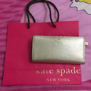 SALES‼️Authentic Kate Spade Wallet #take10off