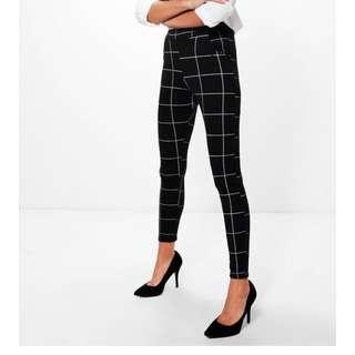 Boohoo Printed Trousers
