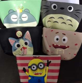 Pouch php 100 each 21x15cm size