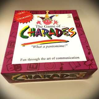 Charades Brand New Condition