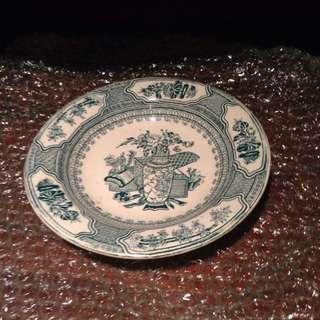126year Old Kim Ki Soah Plate