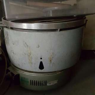 Fusun Gas 50cups Rice Cooker