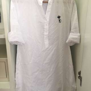 Polo dress made in Thailand