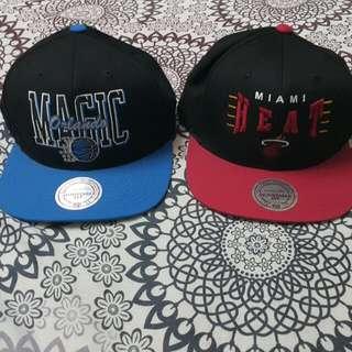 nba 帽子