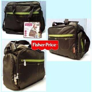 Fisher Price Carry All Diaper Bag