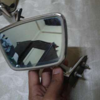 Mercedes Classic Side Mirror W115