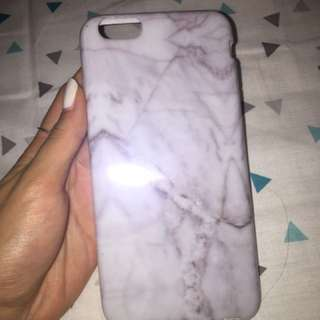 ✨6PLUS/6S PLUS MARBLED PHONE CASE✨