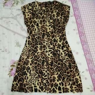 Leopard MiniDress