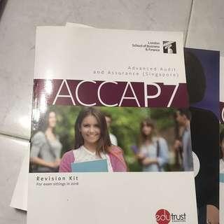 ACCA P7 Revision kits