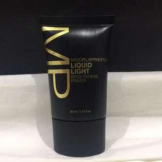 *REDUCED* Models Prefer Liquid Light Brightening Primer