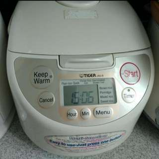 Tiger Rice Cooker made in Japan
