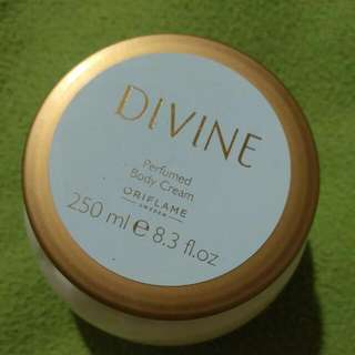 Perfumed Body Cream (Oriflame)