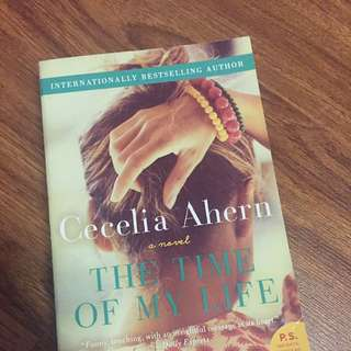 Cecelia Ahern : The Time Of My Life