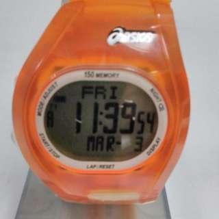Asics AR08 Night Run Watch (Orange)