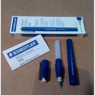STAEDTLER Mars matic 700(Tech Pen 0.6mm)