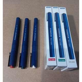 STAEDTLER Mars matic 700(Tech Pen Bundle)
