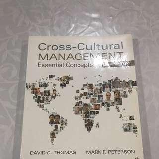 Cross Cultural Management 3rd Edition