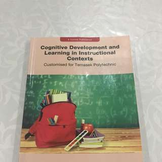 Cognitive Development And Learning In Instructional Contexts