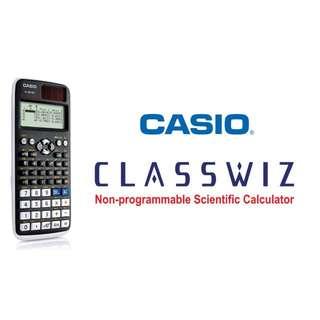 Casio Fx-991 Ex Calculator Classwiz