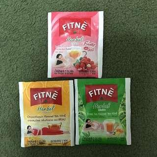 泰國 Fitne 天然草本消脂茶