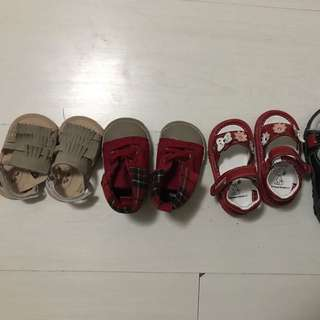 Babies Shoes (Assorted)