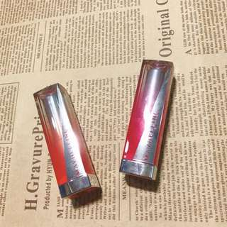 Maybelline 媚比琳 三色唇膏 OR01 RD02